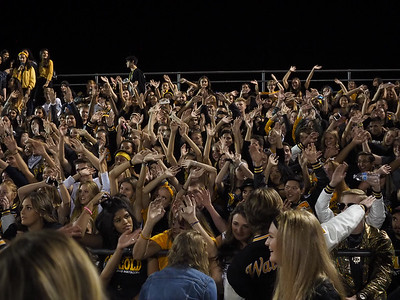 171007 GHS FOOTBALL - HOMECOMING - (FOOTHILL GAME)