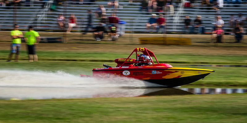 Sprint Boats Races in Port Angeles