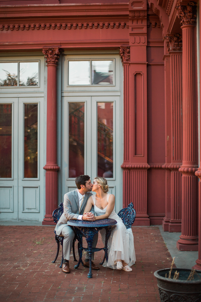 1840s Plaza wedding photos by Jalapeno Photography. For more information information see http://www.jalapenophotography.com