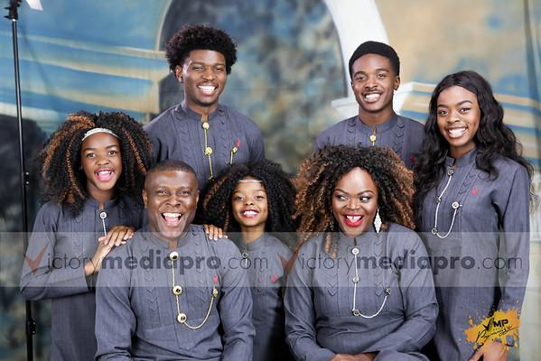 Nwonumah Family
