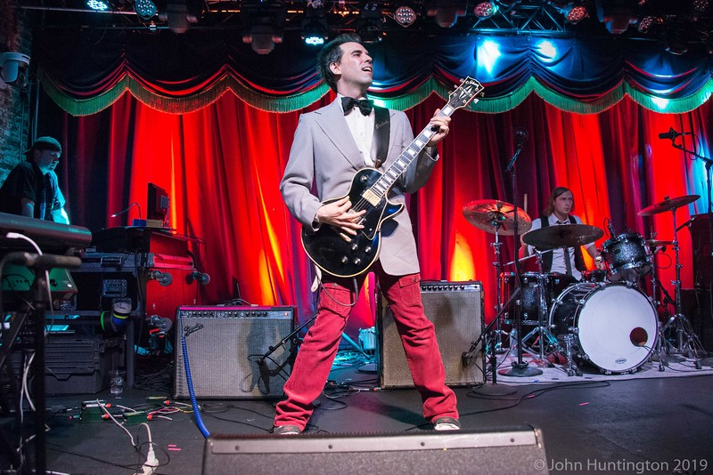 Cheap Trick or Treat at Cathyland Classic Album Night at The Brooklyn Bowl, July 17, 2015