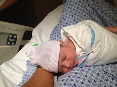 Aaron Joseph is born