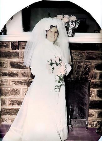Wedding pic 1970's
