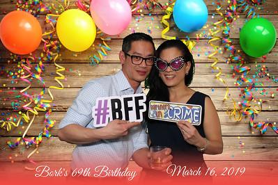 Bork's Surprise Party