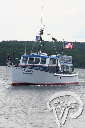 U.S. Mailboat, Sophie C.