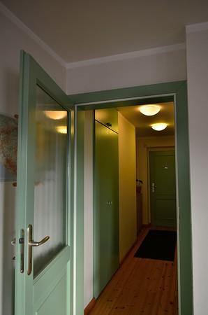 Korunní byt / flat