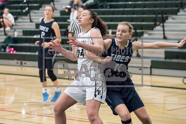 Gig Harbor girl varsity vs Timberline