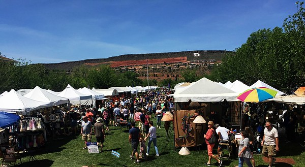 17-04-15 Annual St George Art Festival