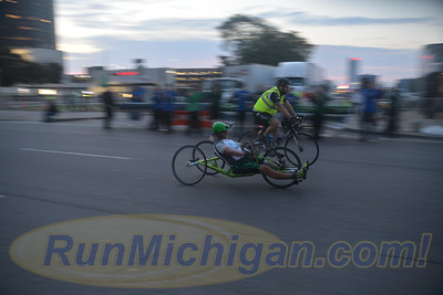 8.5 Mile Mark, Gallery 1 - 2016 Detroit Marathon