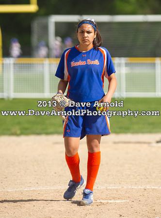 5/17/2013 - Girls Varsity Softball - Wayland vs Newt