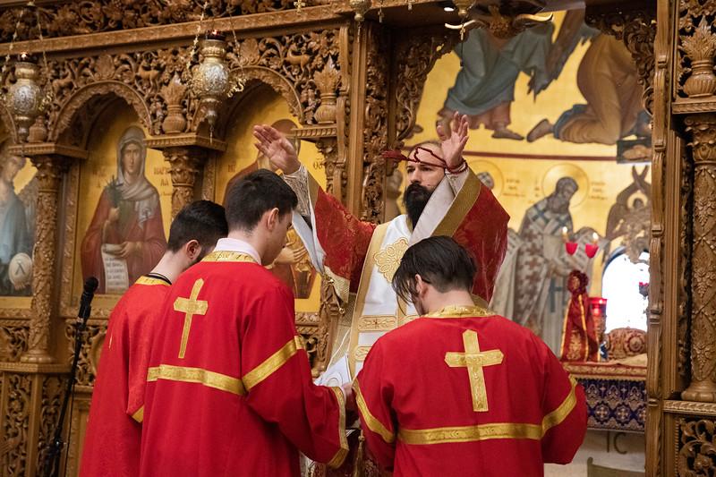 Sunday of Orthodoxy 2019