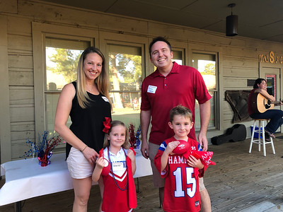 2019 New Family Tailgate