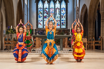 Naatya East at Chelmsford Cathedral