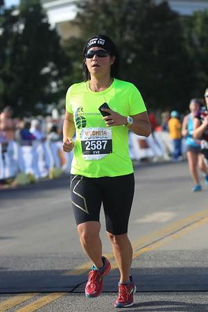 Wichita Prairie Fire Half Marathon 2015