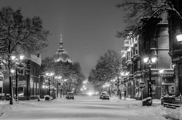 Minnesota (Twin Cities)