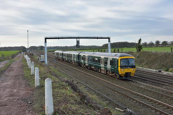Trains January 2016