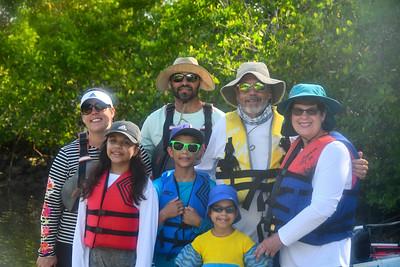 9AM Mangrove Tunnel Kayak Tour - Laps