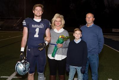 FHS vs. Jefferson Co. (11-1-19) Senior Night FAMILIES