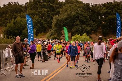 M2B 2019 - Half Marathon - The Start