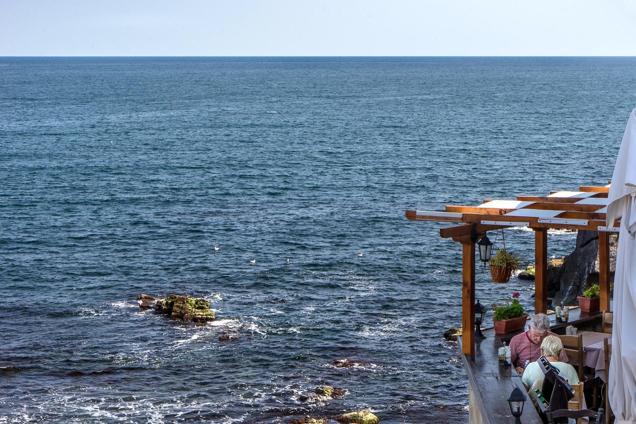Bulgaria Sozopol Restaurant Ocean