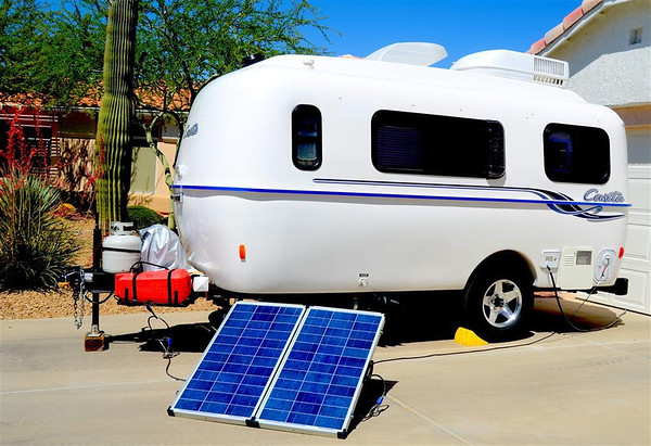 Casita Boondocking Configuration - Index
