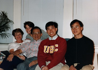 Cliff visits SF internship 1990
