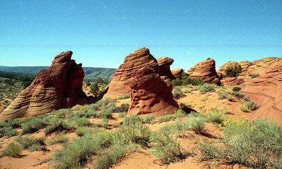 The Wave - Coyote Buttes