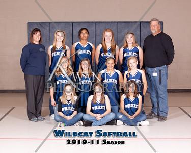 Frontier Girls Softball 2010-11