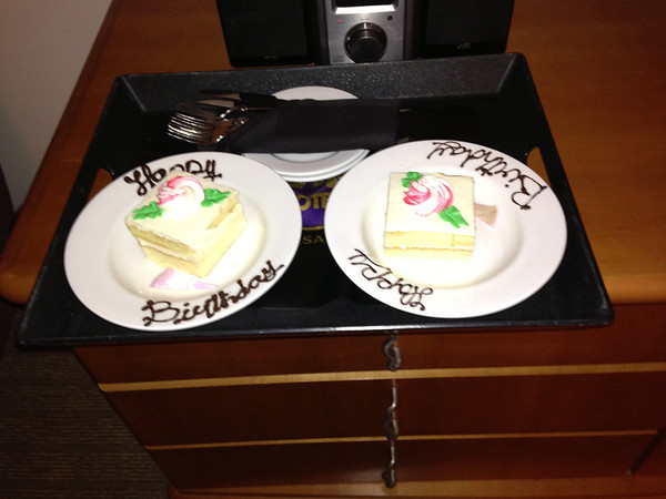 2012 12 02 - Micheles Birthday Trip 1