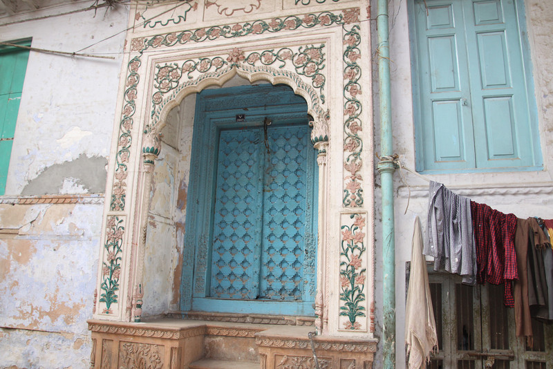 doorway in Chandi Chowk