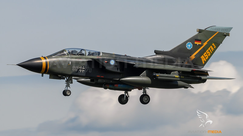 German Air Force WTD-61 / PANAVIA Tornado ECR / 98+79 / ASSTA 3 Livery