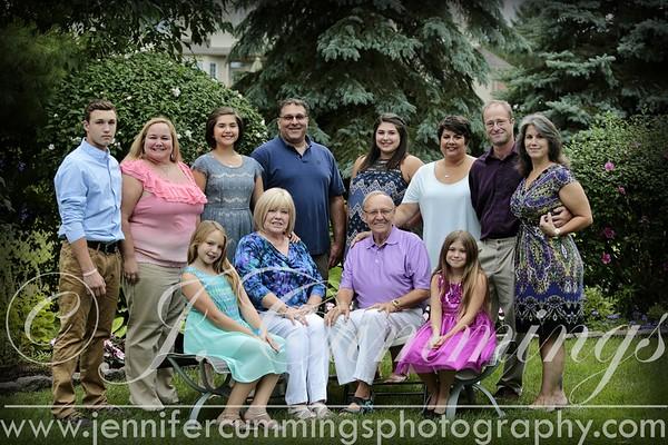 Newman Family Portraits