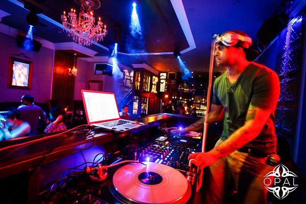 5/16 [DJ Scottyboy Live@Opal]