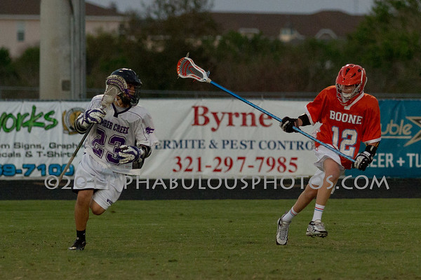 Boone Boys JV Lacrosse 2011 - #12