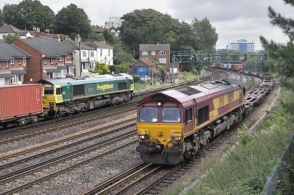 20th August 2008: Southampton