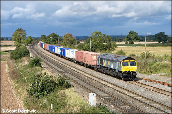 Class 66: Fastline