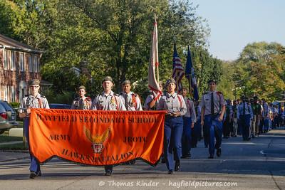 Homecoming Parade 10/6/17