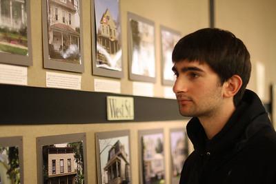 Library Exhibit<br>Winter, 2008