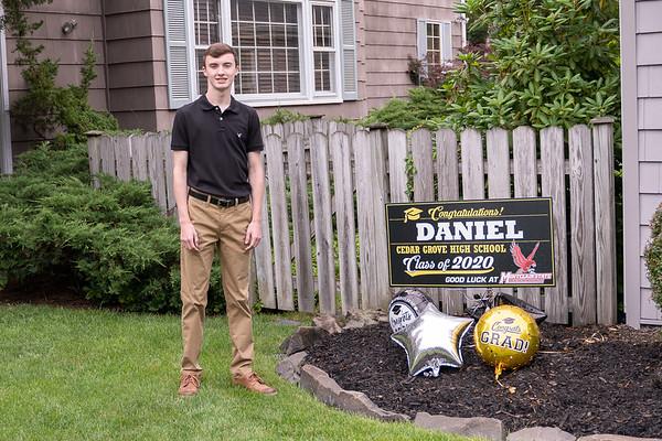 Dan High School Graduation