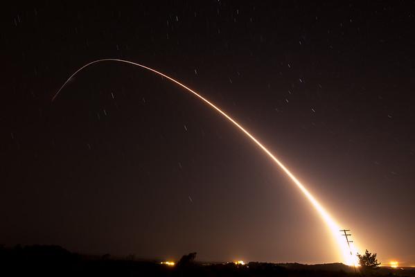 Minuteman III - LF-04 - 10/21/15