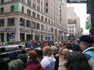 St. Patty's day parade