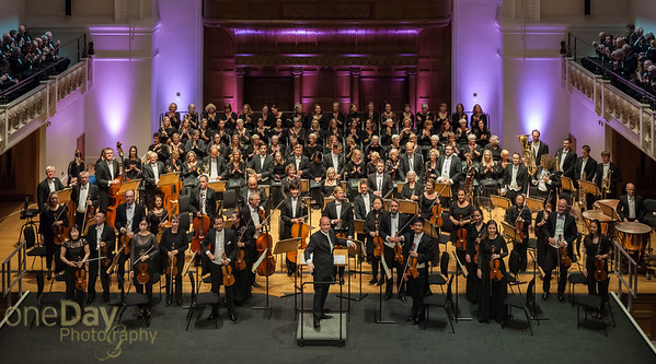RCS and Coburg Philharmonic