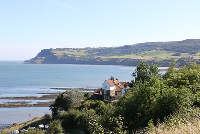 Robin Hood's Bay - 18 September 2016