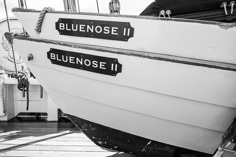 Bluenose II, Lunenburg