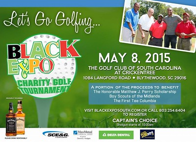 2015 Cola Golf Tournament