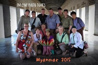 Amazing Myanmar 2015