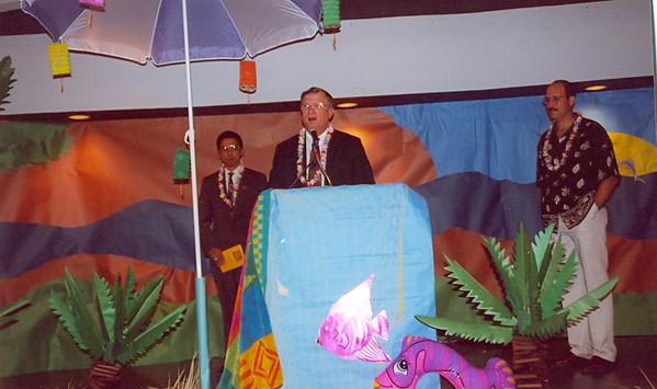 April 2000 Parent Involvement Recognition Event