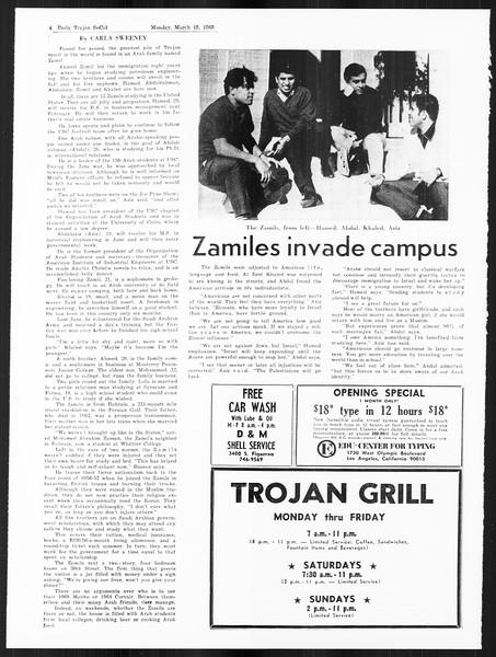 SoCal, Vol. 59, No. 92, March 18, 1968