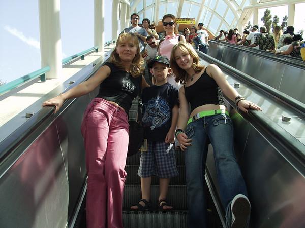 2005 September - California and Las Vegas