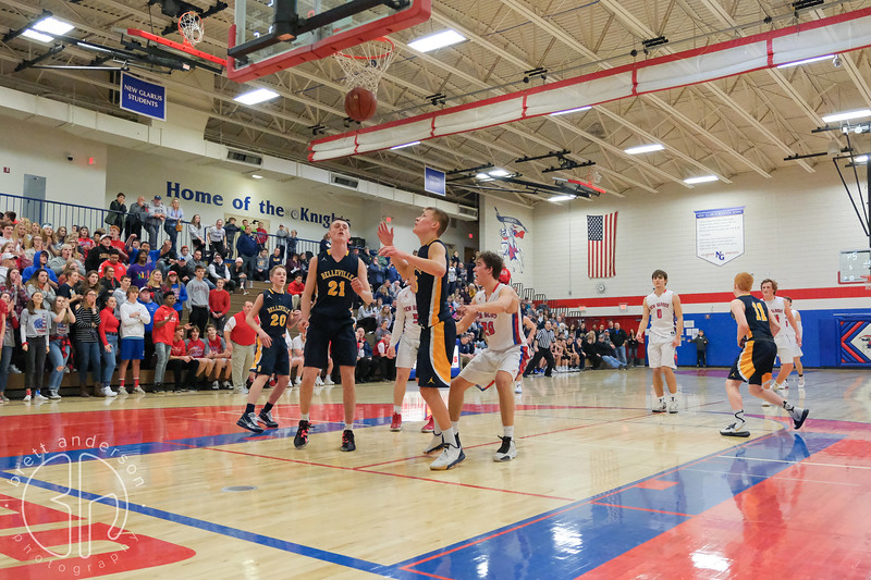 Belleville Wildcats vs. New Glarus Glarner Knights